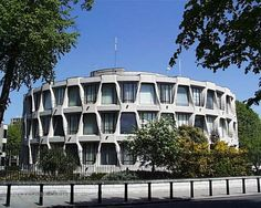 American Embassy Dublin