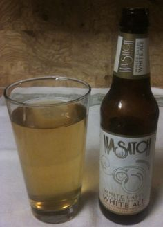 White Label from Wasatch Beers
