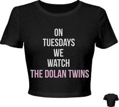 On Tuesdays We Watch The Dolan ...