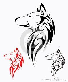 tatuaje lobo - Buscar con Google