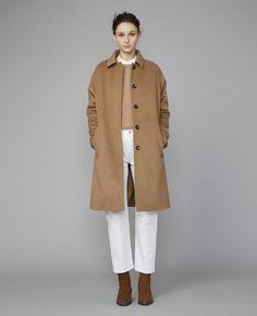 Alix of Bohemia: Handmade Fashion, Modern Bohemian Dabu Print, Floral Pencil Skirt, Oversized Coat, Henley Top, Cotton Cardigan, Twill Pants, Kimono Jacket, Floral Stripe, Ulla Johnson