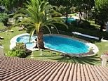 Villa in Pinhal Golf, Vilamoura, Central Algarve. Private pool. Holiday rental direct from owner P2268