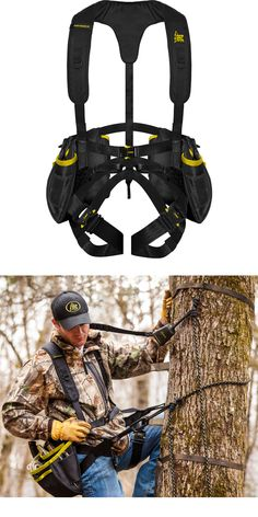 Blind and Tree Stand Accessories 177912: Hunter Safety System Harness Hanger Utility System (2X-3X) Black Hss-Hang #00369 -> BUY IT NOW ONLY: $89.99 on eBay!