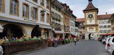 Murten, Bern | suncatchtravel Bern, Switzerland, Street View