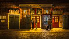 Beautiful picture of the Kimball Theatre by local photographer Eddie Robinson. (via Historic Williamsburg, VA)