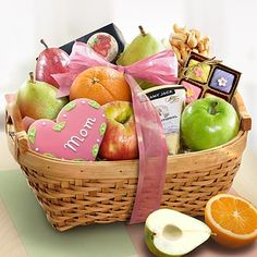 Mother's Day Gourmet Fruit Basket from Golden State Fruit