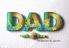 quilling names - Google Search