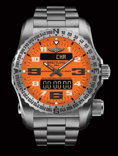 Breitling introduced its Breitling Emergency watch — the first wristwatch with a built-in emergency microtransmitter — in 1995. Since then, the watch has been worn and used by many professional pilots and has played a role in numerous search-and-rescue missions. At Baselworld 2013, Breitling introduced another world-first with its Emergency II, the first watch with a dual frequency locator beacon.