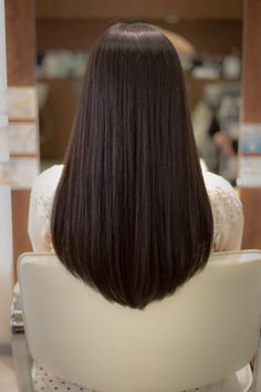 33 trendy ombre hair color ideas of 2019 - Hairstyles Trends Haircuts Straight Hair, Long Face Hairstyles, Long Hair Cuts, Ladies Hairstyles, Straight Long Hair, Fancy Hairstyles, Evening Hairstyles, Hairstyle Ideas, Wedding Hairstyles