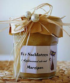 Apfel - Marzipan - Marmelade mit Amaretto 3