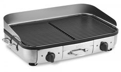 Amazon.com: All-Clad TG700262 Electric Indoor Grill with Extra ...