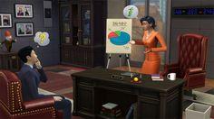 Die Sims - Zehn wichtige Dinge, die ihr über das Neue Karrieren-Update wissen müsst - Offizielle Website