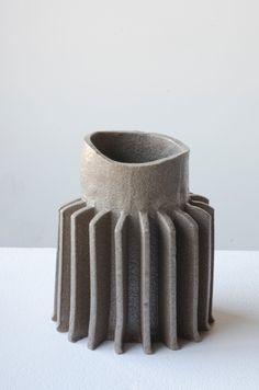 Dutch Design Week: Studio Visit with Floris Wubben - Design Milk Ceramic Tableware, Ceramic Pottery, Ceramic Art, Slab Pottery, Ceramic Bowls, Modern Ceramics, White Ceramics, Contemporary Ceramics, Expensive Art