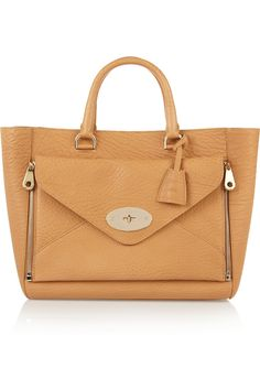 Mulberry - The Willow leather tote Best Tote Bags, Sack Bag, Fendi Bags, Satchel, Pouch, Shoulder Bag, Purses, Leather, Bags