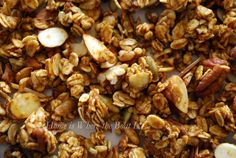 Pumpkin Granola   Home is Where the Boat Is