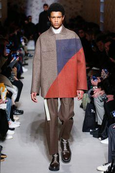 OAMC Fall 2018 Menswear Fashion Show Collection
