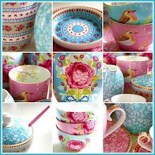 Cheerful spring/summer pattern