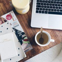 Redémarrer la semaine en douceur... Mais tout de même avec un nouvel article sur le blog 👌🏻 Bon lundi mes jolies ❤️