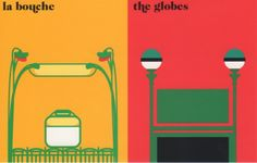 """la station"" La Bouche vs The Globes Paris Vs New York by Vahram Muratyan"