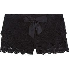LOST Bossanova Womens Lace Shorts (cant wait till summer to wear these!)