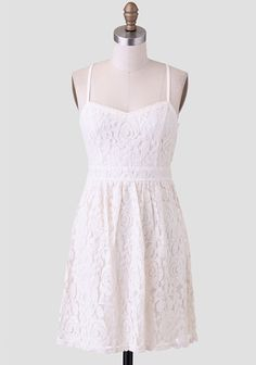Yours Forever Lace Dress at #Ruche @Ruche  Kel - cute for the rehearsal - parties?