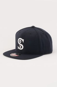 Men s American Needle  Chicago White Sox 1931 - 400 Series  Snapback  Baseball Cap - 41e78221aa6f