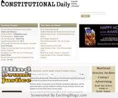 Constitutional Daily - Click to visit blog:  http://1.33x.us/ItKl5f