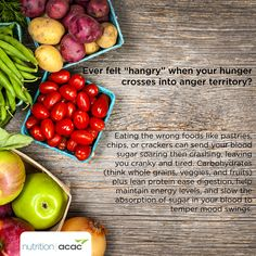 "Ever felt ""hangry"" when your hunger crosses into anger territory? Here's why."
