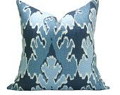 Modern accent pillows by sparkmodern on Etsy