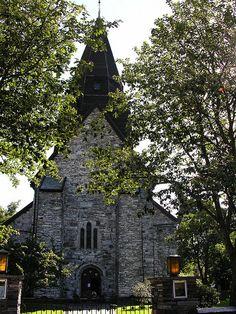Voss Church,NO