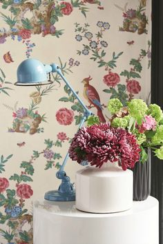 The new Little Greene Archive Trails wallpaper collection has some stunning designs!