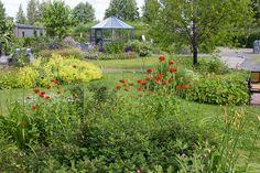 Puutarhamatkailua Mikkelissä: Mikkelipuisto, Kenkävero ja Tertin kartano Beautiful Places
