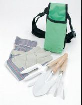 Ruff & Ready 5 Piece Garden Tool Set With Apron Case Pack 10