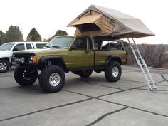 Jeep Comanche Mods | For Sale: Built 1988 Jeep Comanche Crawler/ DD - For Sale - Off Road ...