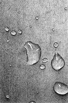 Pencil Drawings Of Water Drops
