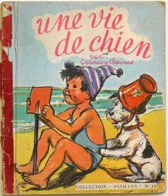 Germaine Bouret (1907-1953) - illustratrice française