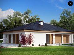 Проекта дома Z196 - фото 1
