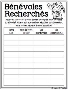 Voici quatre petits documents qui pourraient être utiles lors de vos rencontres de parents la semaine prochaine. En un coup ... Parenting Websites, Parenting Quotes, 1st Day Of School, Back To School, Parents Meeting, Ontario Curriculum, School Organisation, Kindergarten First Day, French Classroom