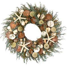 "Caribbean Classic 22"" Wreath"