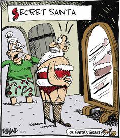 Reality Check holiday memes hilarious christmas cards Today on Reality Check - Comics by Dave Whamond Funny Christmas Cartoons, Christmas Jokes, Funny Xmas, Funny Christmas Cards, Funny Cartoon Pictures, Cartoon Jokes, Funny Cartoons, Funny Comics, Funny Humor