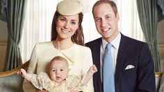 Here Are the Wonderful Official Photos of Prince George in His Long Dress