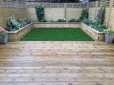 Jo Wyeth Garden Design: Small Balham garden