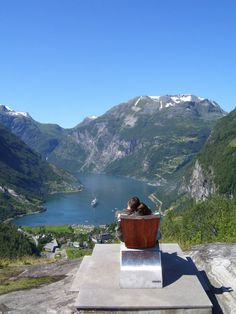The Geirangerfjorden is a fjord in the Sunnmøre region of Møre og Romsdal county, Norway. It located entirely in Stranda Municipality. It is...