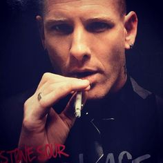 Corey Taylor -Stone Sour/Slipknot = Heavy Metal, Metal, Rock... The only Ginge I actually fancy ;)