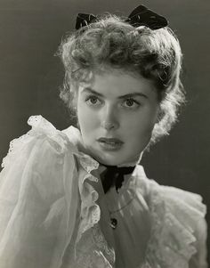 "Ingrid Bergman in the fantastic, "" Dr. Jekyll and Mr. Hyde"""