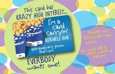 Kernels New Loyalty Program Gives Back to its Customers (G!veaway – Canada)