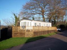 Privately owned Caravans for hire at  Park Holidays Peppermint Park Dawlish Devon