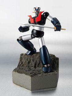 mazinger z figura 14 cm super robot chogokin