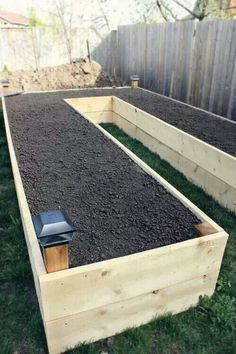 Raised Beds!