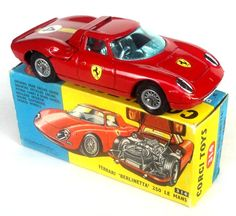 very hard to find with Ferrari motif labels on doors